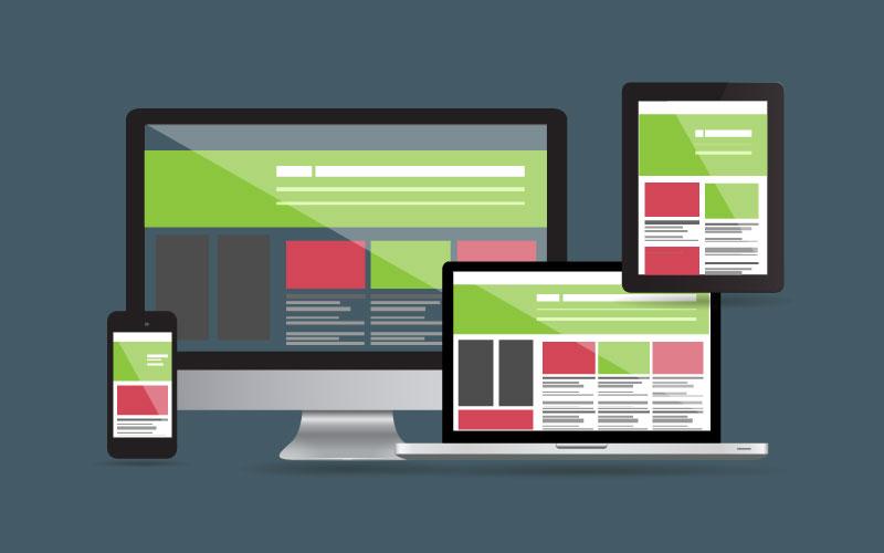 طراحی سایت واکنش گرا | رایانه کمک سراسری