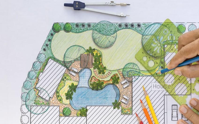 آشنایی با بهترین نرمافزارهای طراحی فضای سبز و محوطه آرایی