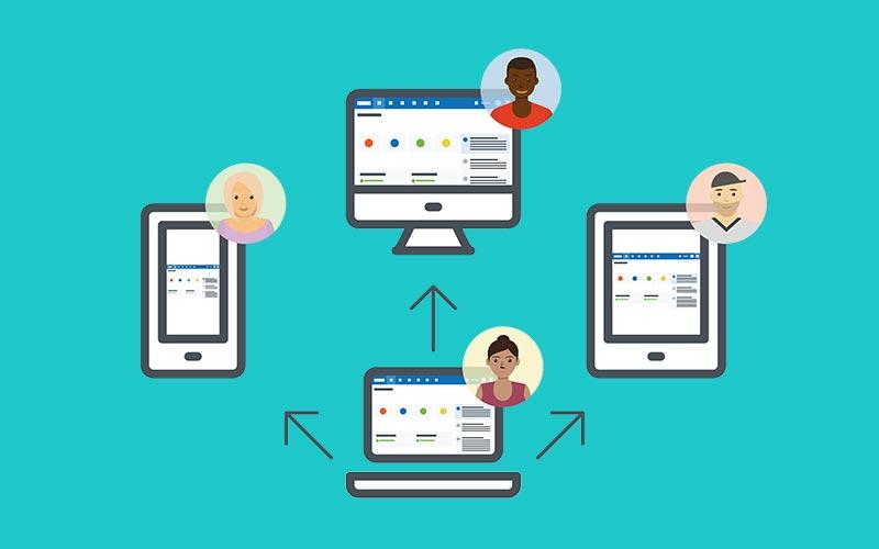 share screen Skype | رایانه کمک