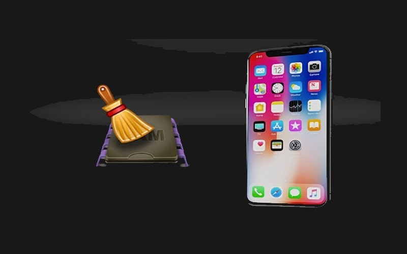 how to clear iphone storage