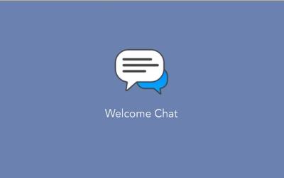 جاسوسی اطلاعات کاربران در welcome chat