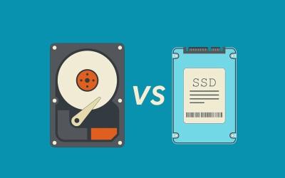 تفاوت SSD و HDD  | رایانه کمک